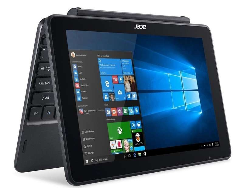 Acer One 10 S1003-11M, Tablet-PC mit Windows 10 für 295,99€