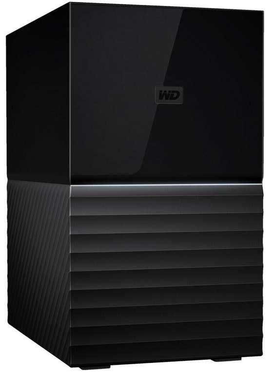 Western Digital My Book Duo Gen2 - RAID-Desktopspeicher (4 TB HDD, 3.5 Zoll, extern) für 169€ (statt 214€) - NL-Gutschein