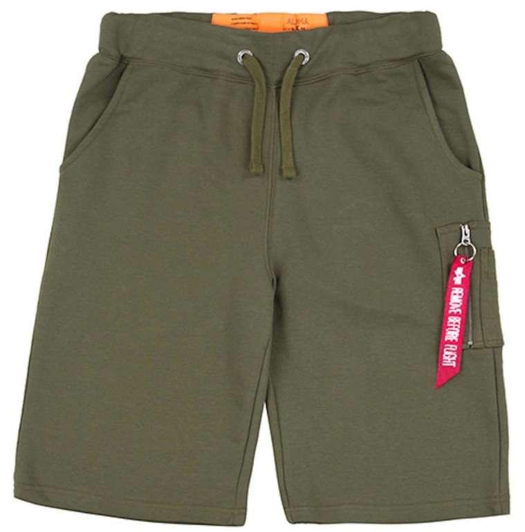 Alpha Industries X-Fit Herren Shorts für 30,34€ inkl. Versand (statt 40€)