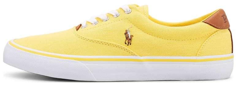 Polo Ralph Lauren Thorton Herren Sneaker (versch. Farben) für je 35,18€ (statt 65€) - Restgrößen!