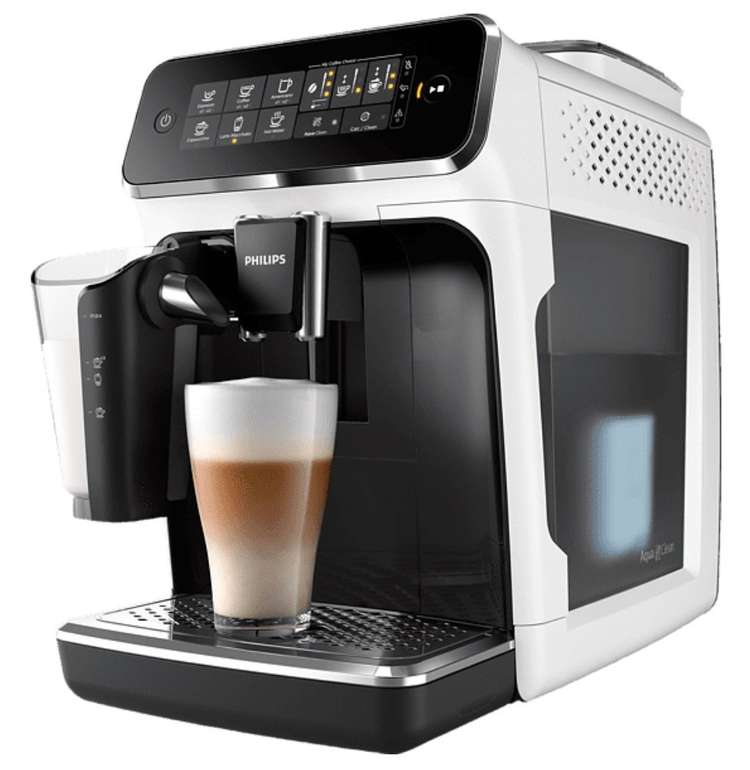 Bestpreis! Philips EP 3243/50 3200 LatteGo Kaffeevollautomat für 399,99€ inkl. Versand (statt 498€)