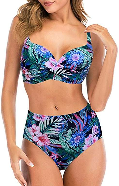 Mvermers Damen Badeanzug in 3 Farben für je 7,32€ inkl. Versand (statt 10€)