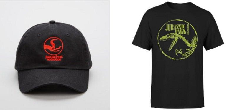 Jurassic Park Bundle Cap & T-Shirt