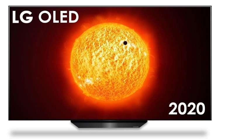 LG OLED65BX9LB - 65 Zoll OLED Fernseher (4K, 100 Hz, Smart TV) für 1.359,15€ (statt 1.599€)