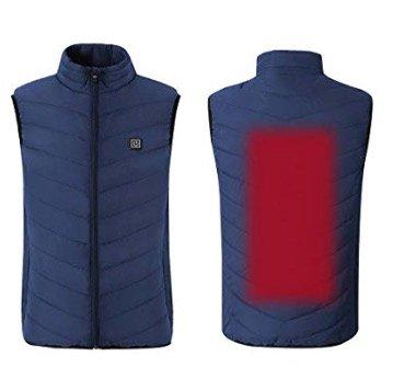 Festnight 2019 beheizbare Jacke für 18€ inkl. Versand (statt 35€)