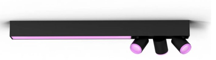 Philips Hue White And Color Ambiance Centris (3er-Deckenspot) mit Bluetooth für 286,39€ (statt 351€)