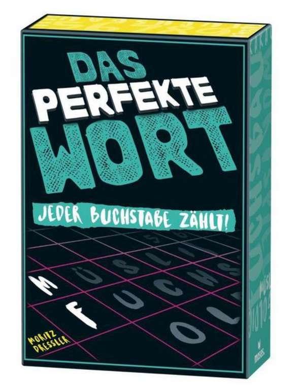 Das perfekte Wort - Jeder Buchstabe zählt für 9,19€inkl. Versand (statt 18€) - Thalia Club!