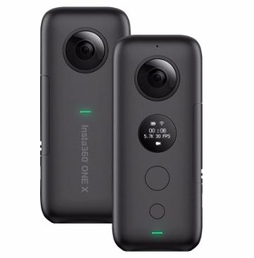 Insta360 One X FlowState Panorama Action Cam für 337,50€ (statt 429€)