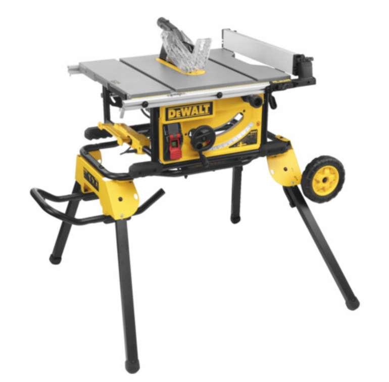 DeWalt Tischkreissäge DWE7492-QS 250 mm für 577,99€inkl. Versand (statt 680€)