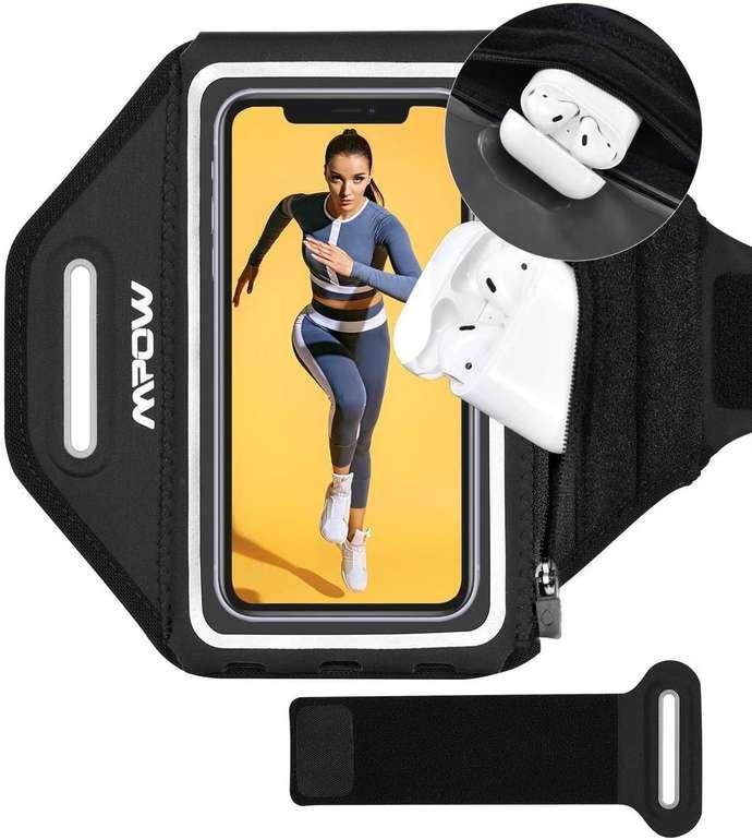 Mpow Smartphone Sportarmband für 7,99€ inkl. Prime Versand (statt 12€)