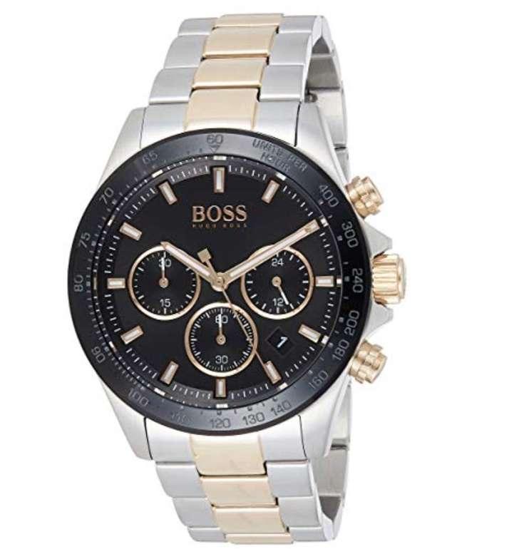 Hugo Boss Herren Chronograph Quartz Uhr mit Edelstahl Armband (1513757) für 109,90€ inkl. Versand (statt 150€)