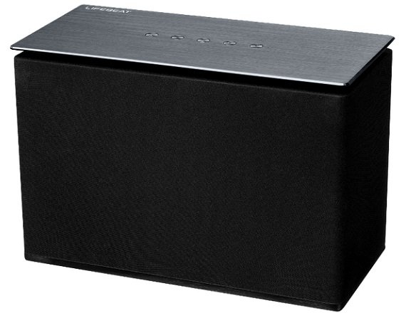 Medion LifeBeat X61073 (MD 43057) WLAN- & Bluetooth Lautsprecher für 36€