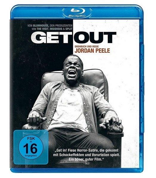 Get Out (Blu-ray) für 5€ inklusive Versand (statt 10€)