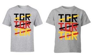 Fussball WM Fan T-Shirts - Viele Modelle - ab 7,99€ + Gratis Versand