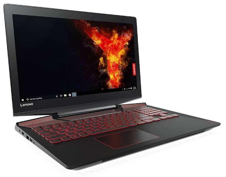 """Lenovo Legion Y720-15IKBN 15,6"""" Gaming Notebook (i5, 256GB SSD, GTX1060) ab 849€"""