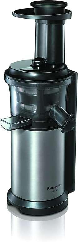 Panasonic MJ-L500S Slow Juicer - Entsafter mit 2 Einsätzen für Säfte & tiefgefrorene Zutaten je 99,90€ - Newsletter