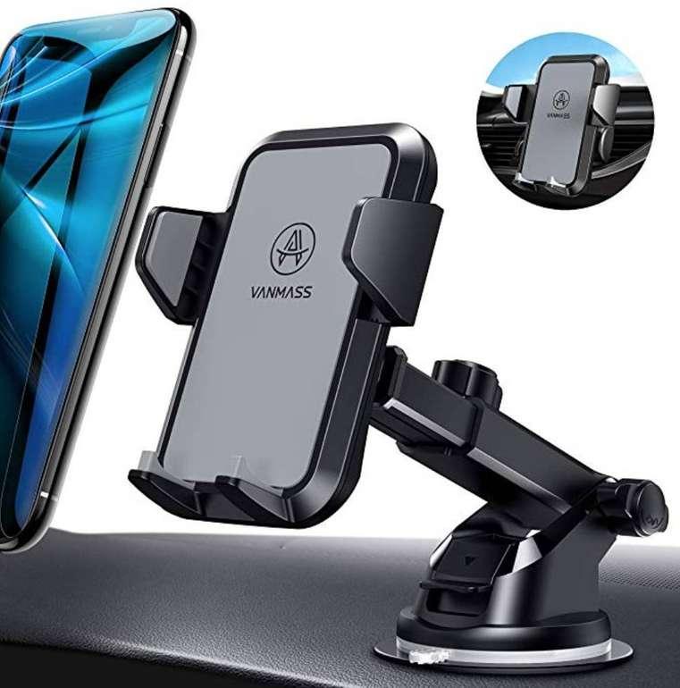 Vanmass Universal Auto Handyhalterung für 14,44€ inkl. Prime (statt 22€)
