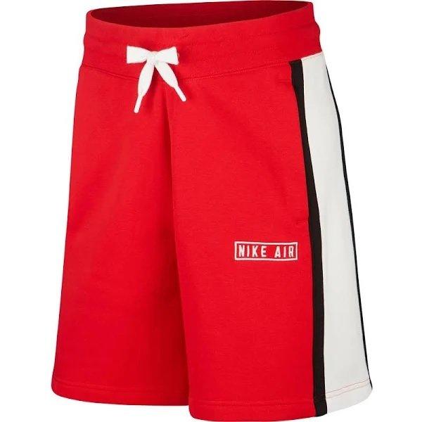Nike Sportswear Shorts 'AIR BB' in rot / schwarz für 20,21€ inkl. Versand (statt 32€)