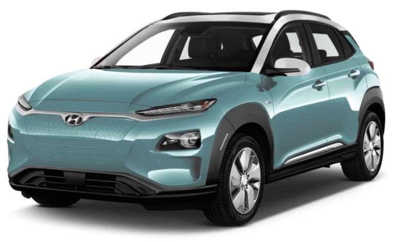 Privat Leasing: Hyundai Kona Elektro Advantage Style Paket für 109€ mtl. (BAFA-Prämie, LF: 0,29)