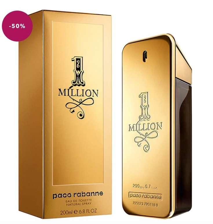 Douglas Singles Day Sale mit 20% Extra Rabatt + Geschenk ab 99€ - z.B. 200ml Paco Rabanne 1 Million EdT für 61,99€