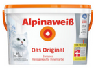 Alpina Wandfarben bei Vente Privee - z.B. Innen-Weiß 10 L für 16,90€ (statt 28€)