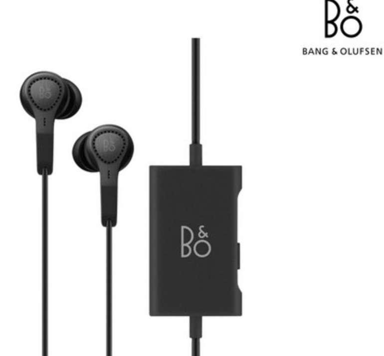 Bang & Olufsen Beoplay E4 Active Noise Cancelling In-Ear-Kopfhörer (20h ANC, Bedienelemente) für 85,90€