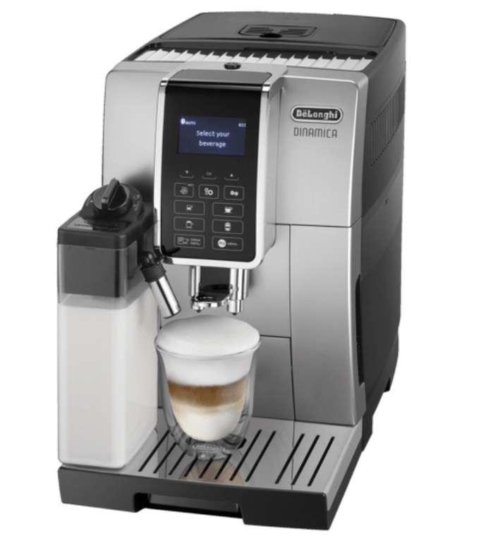DeLonghi Ecam 352.55.SB Dinamica Kaffeevollautomat für 529,99€ inkl. Versand (statt 605€)