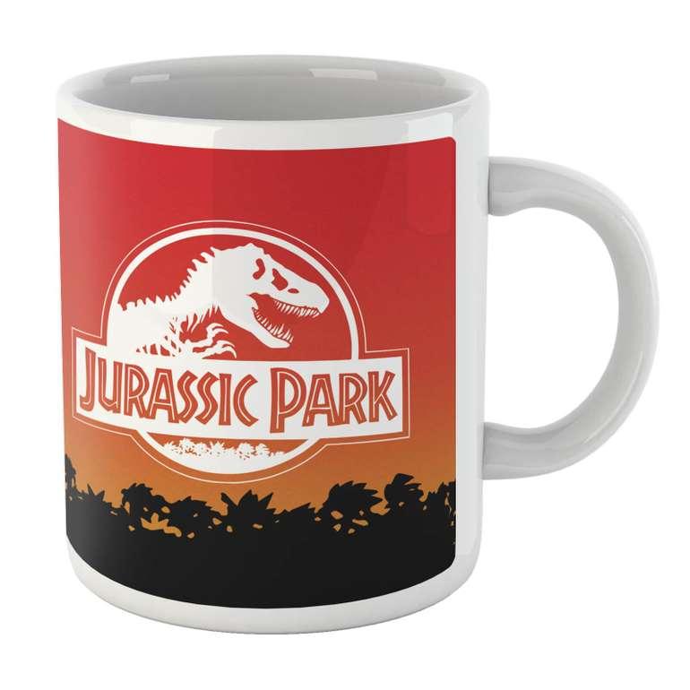 Jurassic Park Bundle: T-Shirt + Tasse für 11,48€ inkl. Versand (statt 25€)