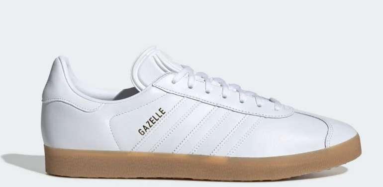 adidas Originals Gazelle Schuh in 2 vers. Farben ab 49,98€ inkl. Versand (statt 75€)