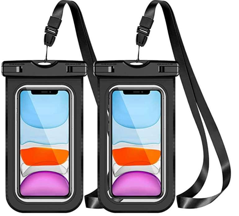 2er Pack iSeneo IPX8 wasserdichte Handyhülle für iPhone 12 Pro Max für 5,99€inkl. Prime Versand (statt 9€)