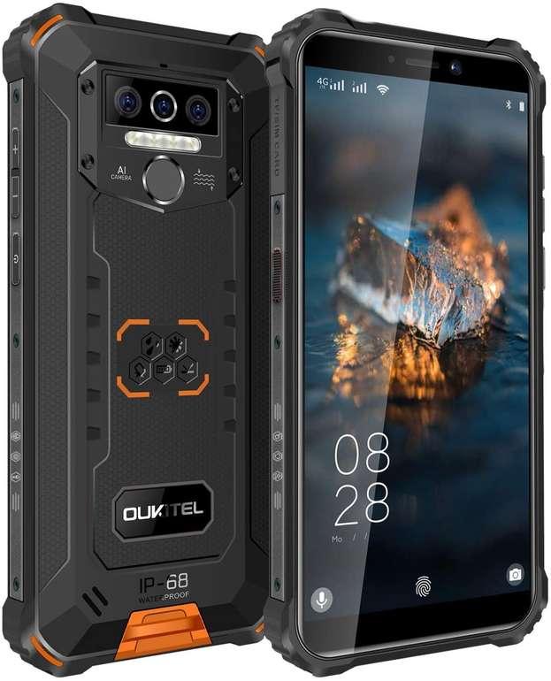 """Oukitel WP5 Pro 5,5"""" Outdoor Handy (4GB RAM, 64GB Speicher, IP68) für 109,19€ (statt 144€)"""