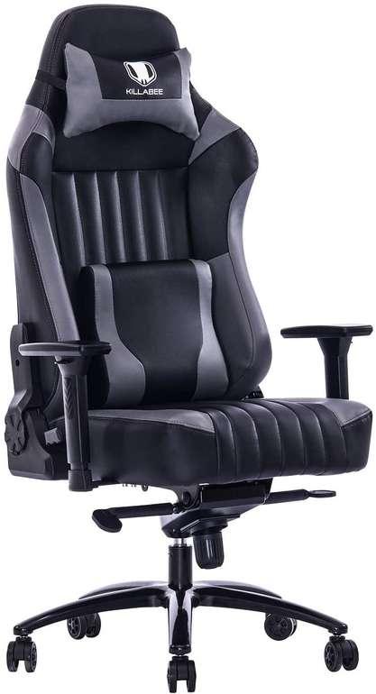 3 Gaming Stühle bei Amazon reduziert, z.B. Killabee Gaming Stuhl für 119,99€