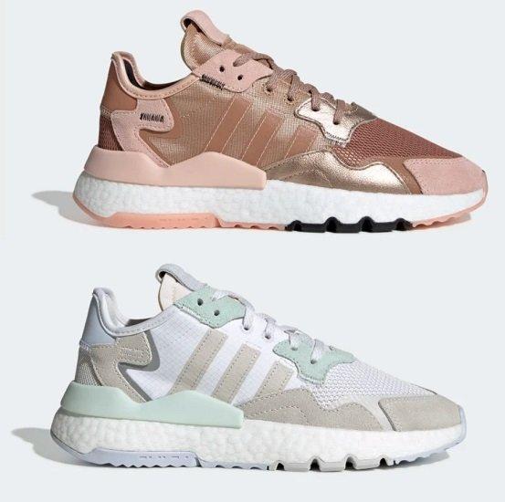adidas Originals Nite Jogger Damen Schuhe in verschiedenen Colourways ab 55€ inkl. VSK