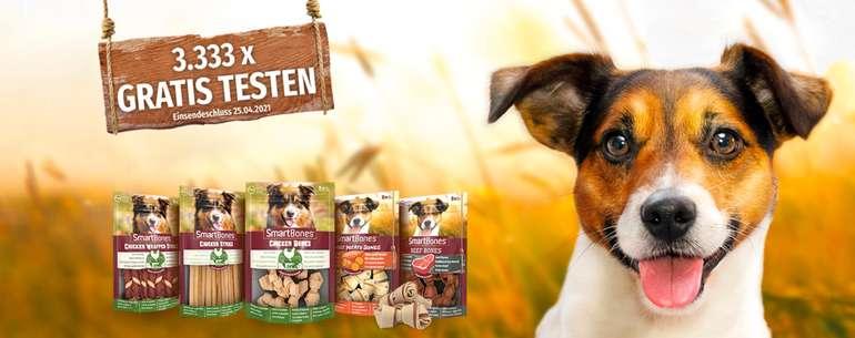 SmartBones Hundefutter:-Snacks kostenlos testen