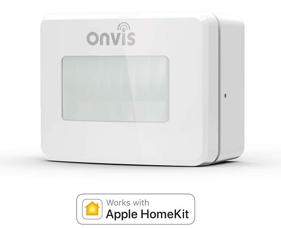 Onvis - smarter Bewegungssensor (kmptl. mit Apple HomeKit) für 22,09€ inkl. VSK