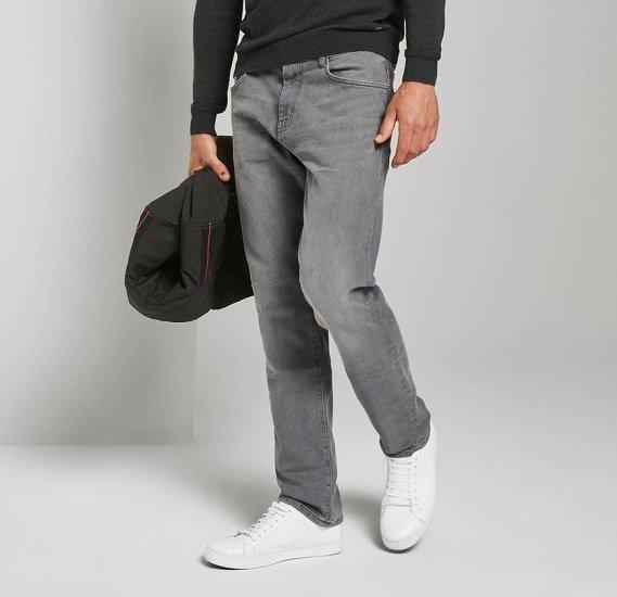 Tom Tailor Winter Sale mit bis -50% Rabatt + 20% Extra - z.B. Marvin Straight Jeans für 39,99€ (statt 40€)