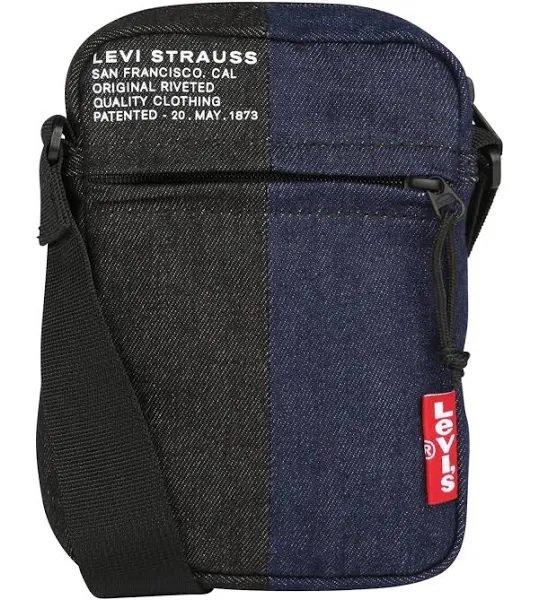 Levi's Tasche (blue denim) für 17,45€ inkl. Versand (statt 39€)