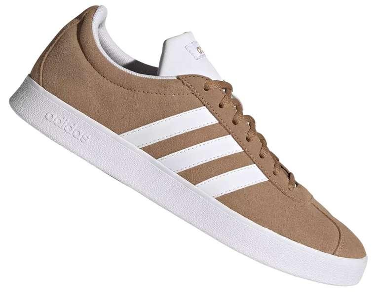 Adidas Freizeitschuh VL Court 2.0 braun/weiß für 35€ inkl. Versand(statt 51€)