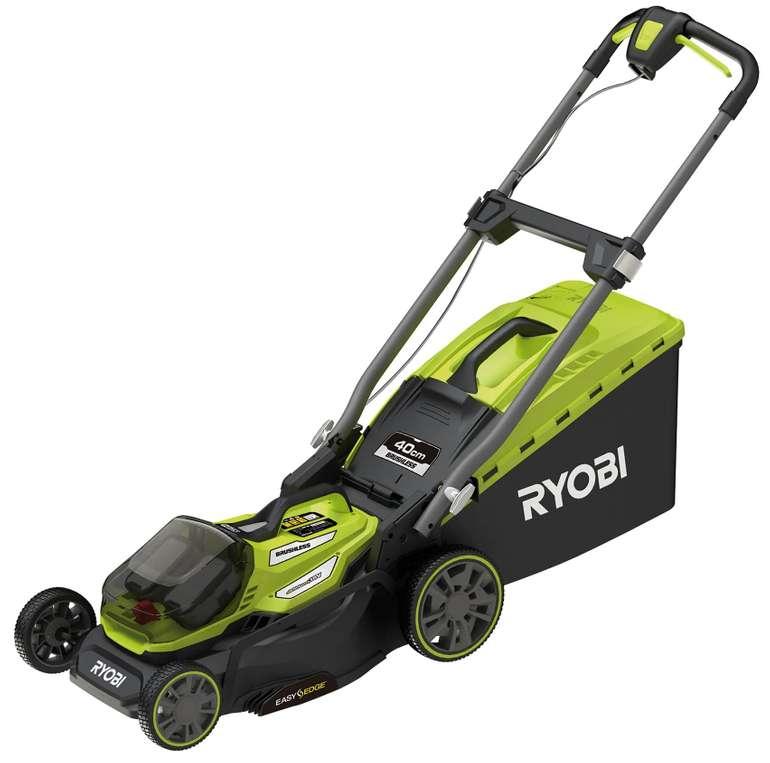 Ryobi Akku-Rasenmäher 'RY18LMX40A-240' 18 V für 349,99€ inkl. Versand (statt 420€)