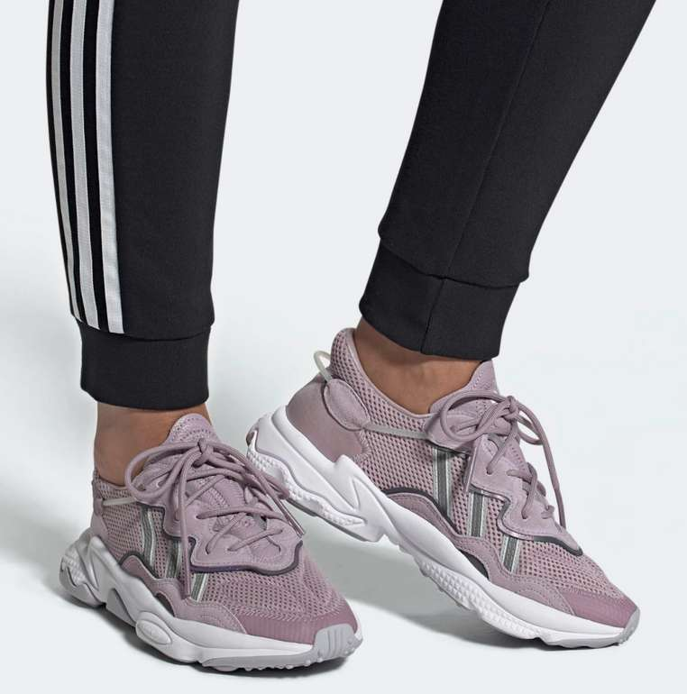 "Adidas Originals Sneaker ""Ozweego"" in Lila für 59,50€ inkl. Versand (statt 72€)"