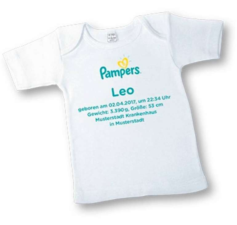 pampers tshirt