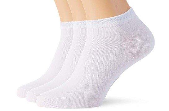 Marc O'Polo Socken 'Larsen' in weiß, Gr. 43-50 für 3,39€ (statt 7€)