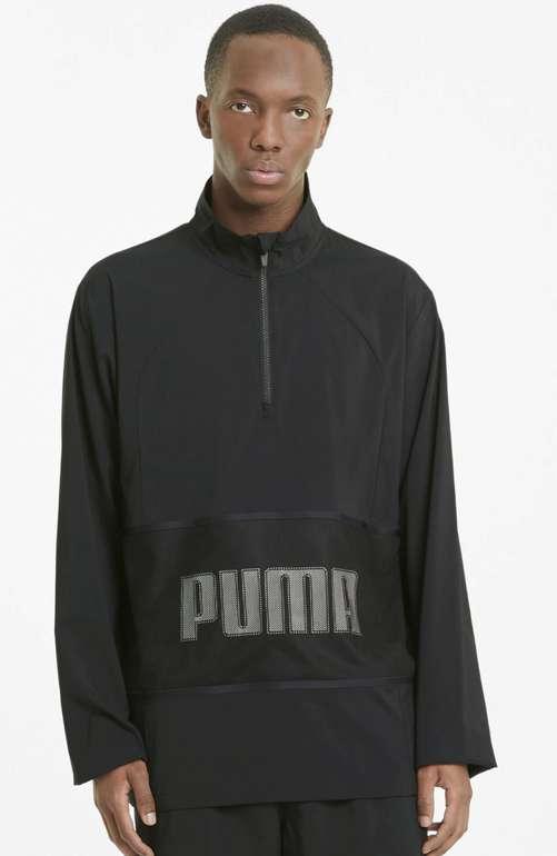 Puma Herren Jacke Train Graphic in Schwarz für 15,12€inkl. Versand (statt 30€)