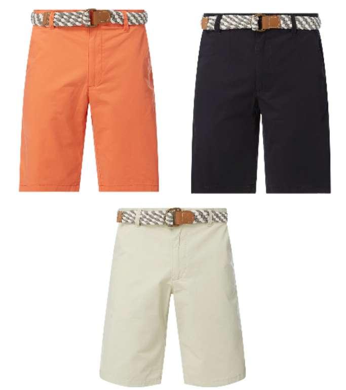 "McNeal Regular Fit Chino-Shorts ""Luca"" in vers. Farben zu je 14,99€inkl. Versand (statt 30€) - Restgrößen!"