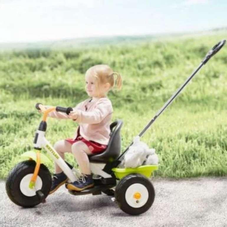 Kettler Startrike Air Dreirad mit Schiebestange für 62,30€ inkl. Versand (statt 100€)