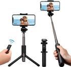 Mpow Bluetooth Selfie Stick + Fischaugen Objektiv für 19,69€ (Prime)