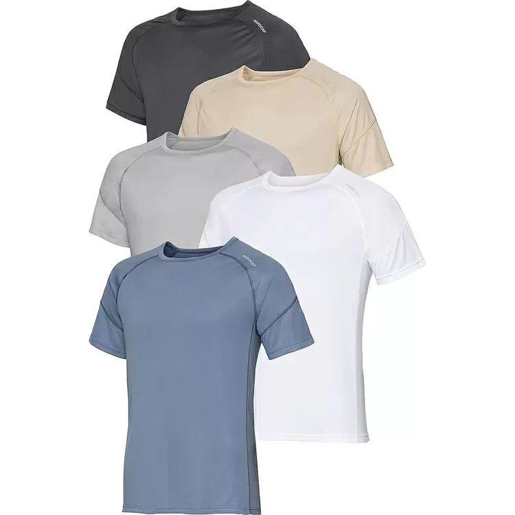 5er Pack Nordcap Funktionsshirts (Mesh-Einsätzen) für 36,86€ inkl. Versand (statt 53€)