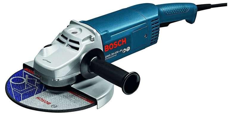 Bosch Winkelschleifer GWS 22-230 JH Professional für 84,69€ inkl. Versand (statt 107€)