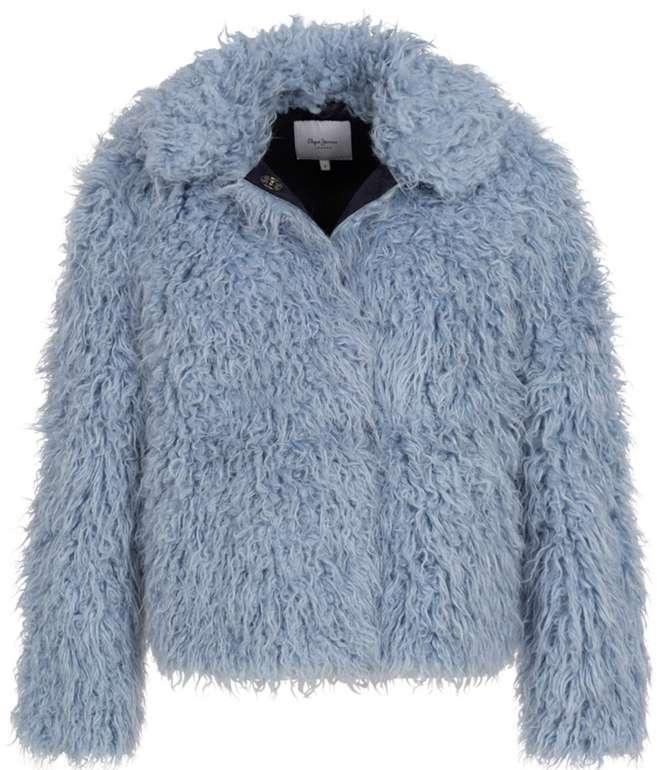 Pepe Jeans Bonny Damen Jacke in blau für 43,94€ inkl. Versand (statt 60€)