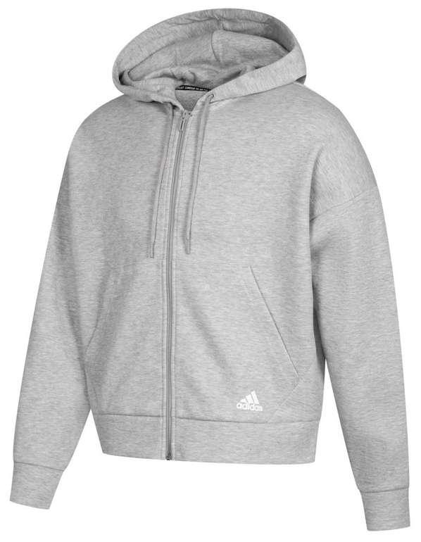 Adidas Must Haves 3-Streifen Damen Kapuzenjacke für 33,94€ inkl. Versand (statt 40€)